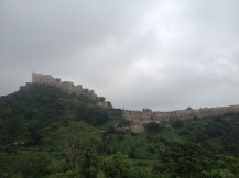 The magnificent Kumbhalgarh Fort, a UNESCO world heritage site