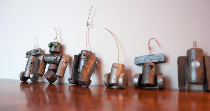 Cork Robots. Definitely weird.