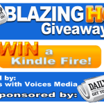 Win A Kindle Fire!