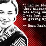 Motivation Monday: Rosa Parks