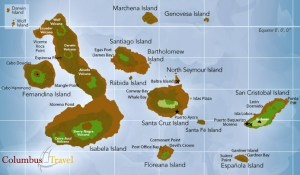 map_galapagos_islands