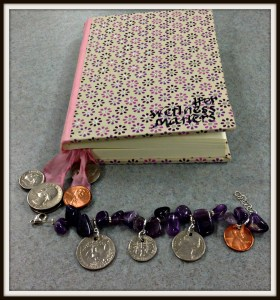 Bracelet and Journal