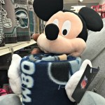 Cowboys and Mickey!