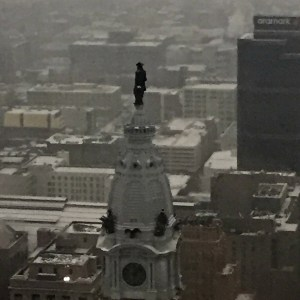 Billy Penn Philly From The Top