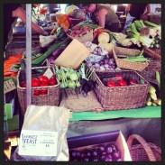 Salamanca markets.