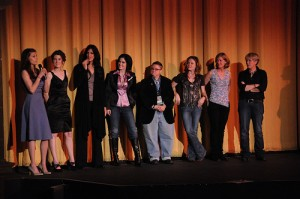 And Then Came Lola cast at Frameline LGBT Film Festival in San Francisco
