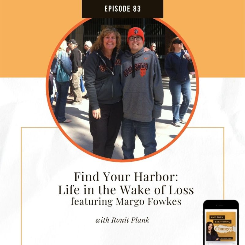 ATEC - Episode 83: Find Your Harbor: Life in the Wake of Loss ft. Margo Fowkes