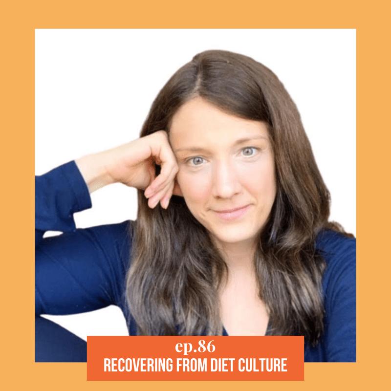 ATEC - Episode 86: Recovering from Diet Culture ft. Stefanie Bonastia