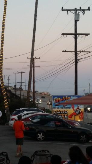 Malibu Seafood restaurant by the beach