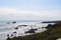 Pacific Coast Highway coastline