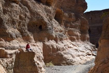 Sossusvlei canyon