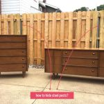 How To Convert A Chainlink Fence To A Wood Fence And Then We Tried