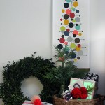 Mid Century Modern Christmas Tree Decorating A Small Space For The Holidays And Then We Tried