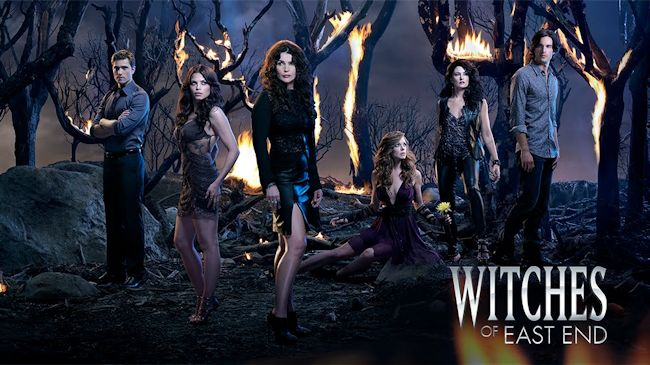 Binge of the Month: Witches of East End