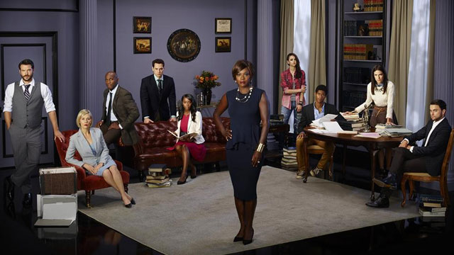 How to Get Away With Murder Premiere
