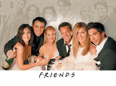friends-christmas