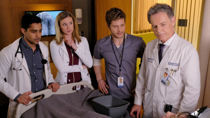New Fall Shows: The Resident