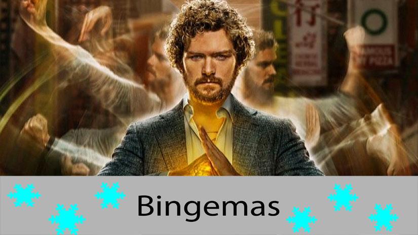 Bingemas: The Iron Fist