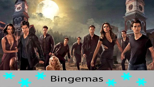 Bingemas: The Vampire Diaries