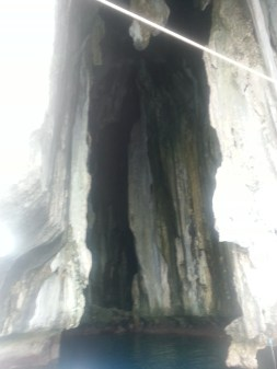 Some photos of Cathedral Cave