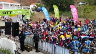 Alte BTT Moutain bike race