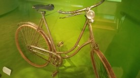 A Tiffany bicycle!