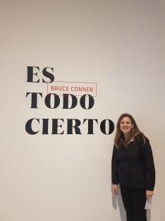 A quick trip through the Reina Sofia's Bruce Conner exhibit.