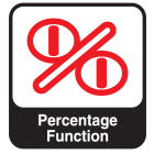 Percentage Function
