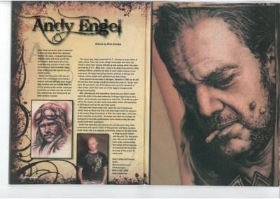 REBEL INK - Ausgabe 8 - Juli-August 2011