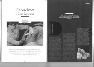Interview Trip Magazin mit Andy BWK