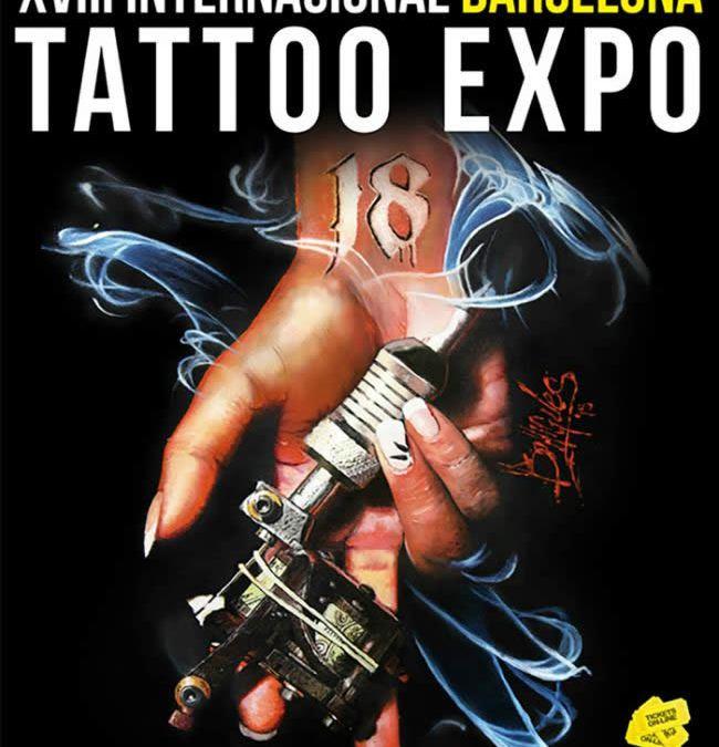 30.09. – 02.10.2016 Barcelona Tattoo Expo