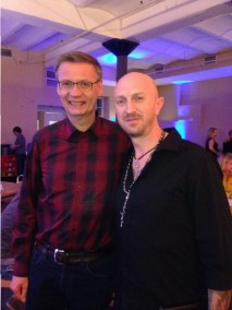 Andy Engel & Günter Jauch