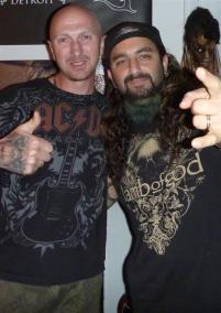 Andy Engel & Mike Portnoy