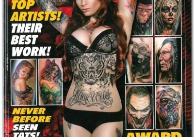 INK SLINGERS - Ausgabe 12 - Nov-Dez 2012