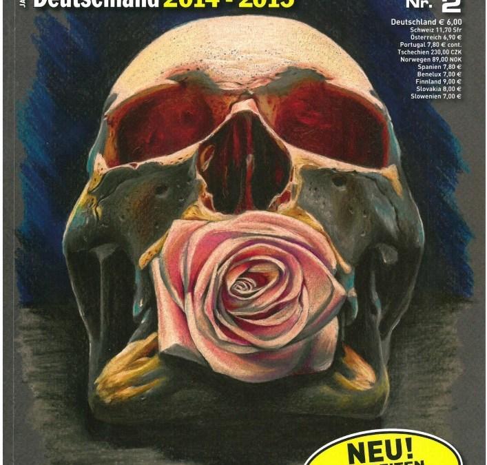 TÄTOWIERER JAHRBUCH DEUTSCHLAND 2014-15 – Ausgabe 2
