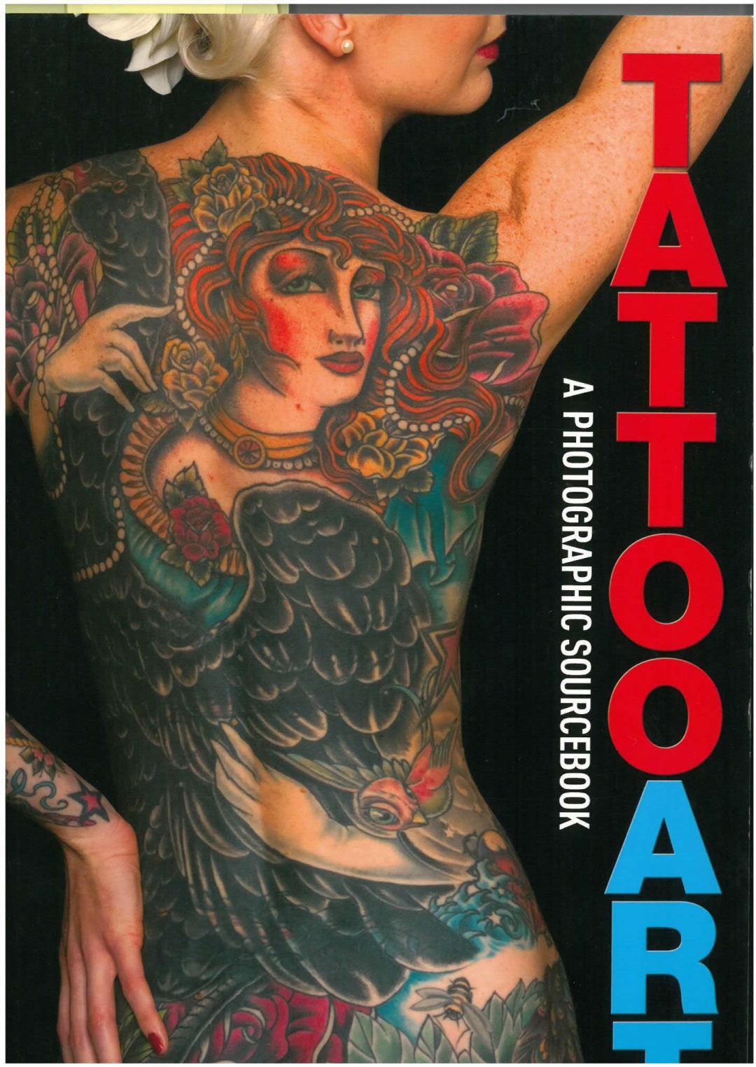 B�cher - Ver�ffentlichungen - TATTOO ART A PHOTOGRAPHIC SOURCEBOOK - 2012