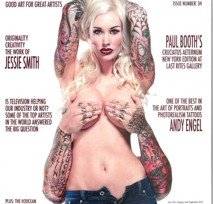 TATTOO SOCIETY – Ausgabe 34 – September 2012