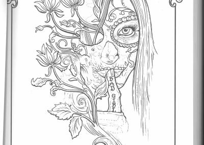 THE COLORING BOOK PROJECT - 2012