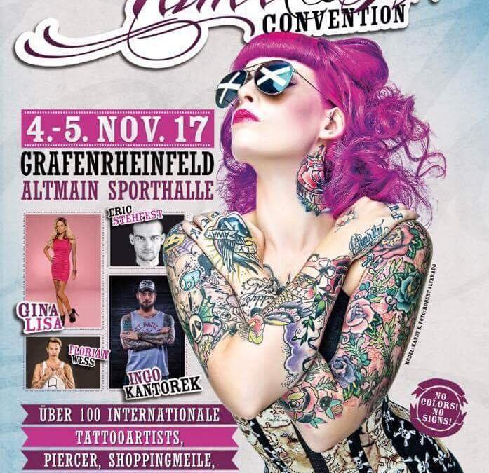 5. Schweinfurter Tattoo & Art Convention