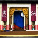 Stage Production Concept Art
