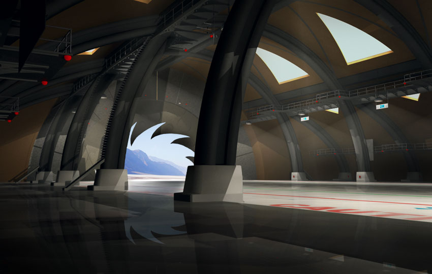 """Hangar"""