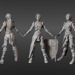 Andy Rader: Joan of Arc