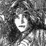Rader - Print Experiment - Empress