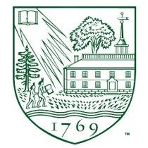 Dartmouth College Shield