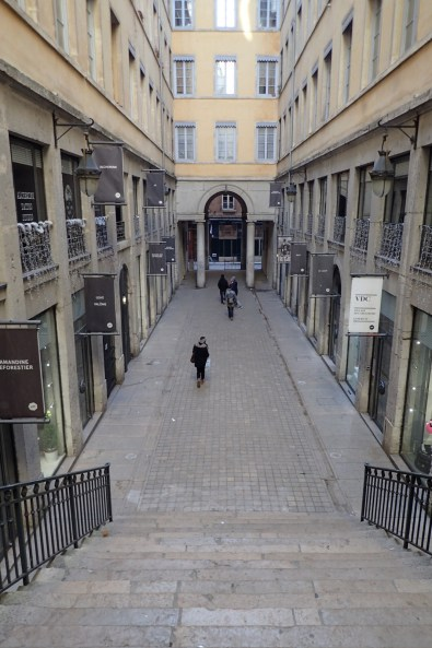 Les Traboules of Lyon _1