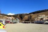 Arriving at Gitschberg access Gondola
