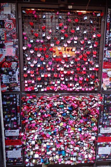 Lovelock messages
