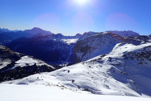 View from the Vallon #3