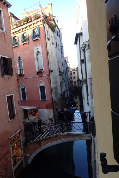 View from our hotel room #1