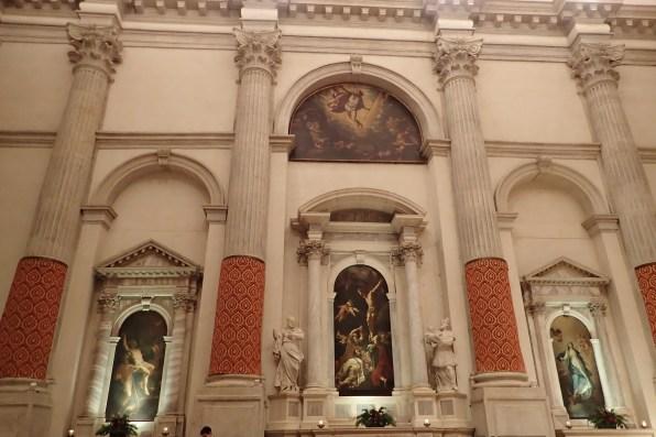 Chiesa San Vidal - an amazing concert venue